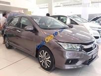 Bán Honda City 1.5 CVT TOP sản xuất 2017, 604tr