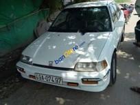 Bán Honda Civic đời 1988, màu trắng, xe nhập, xe mới đăng kiểm
