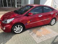 Bán lại xe Hyundai Accent 1.4AT 2014, màu đỏ, nhập khẩu xe gia đình, 478tr