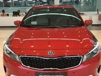 Kia Cerato 1.6 AT, màu đỏ, giá hot, hỗ trợ trả góp 90 %-0966108885