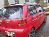 Bán lại xe Daewoo Matiz 0.8 MT 2000, màu đỏ