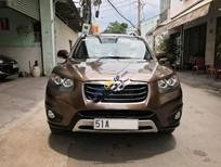 Bán xe Hyundai Santa Fe CRDi năm sản xuất 2012, màu nâu, nhập khẩu giá cạnh tranh
