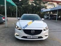 Bán Mazda 6 2.5 năm 2016, màu trắng chính chủ