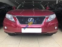 Cần bán xe Lexus RX 350 năm sản xuất 2010, màu đỏ, xe nhập