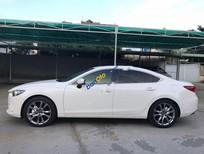 Cần bán xe Mazda 6 2.5 năm 2016, màu trắng chính chủ