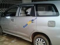 Bán Toyota Innova J đời 2008, màu bạc xe gia đình, 297 triệu