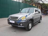 Bán ô tô Hyundai Terracan đời 2003, xe nhập số sàn, giá 132tr