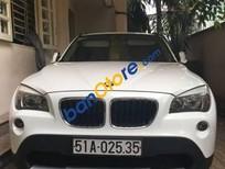 Bán BMW X1 Xdrive 18i 2.0 đời 2011, màu trắng, xe nhập đẹp như mới