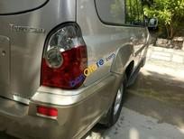 Cần bán lại xe Hyundai Terracan đời 2004 số sàn