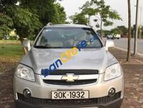 Cần bán xe Chevrolet Captiva MT đời 2008, màu bạc còn mới giá cạnh tranh