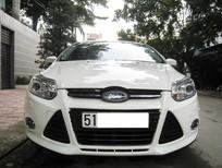 Cần bán lại xe Ford Focus Titanium 2015, màu trắng
