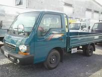 Thaco Kia Frontier 140 tải 1.4 tấn với các option thùng lửng, mui bạt, kín giá từ 342tr