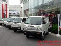 Đại lý Suzuki Việt Anh bán xe bán tải Blind Van 650kg 2019 hoàn toàn mới