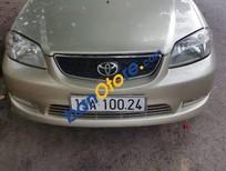 Bán Toyota Vios G đời 2003, giá chỉ 235 triệu