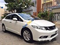 Cần bán lại xe Honda Civic 2.0AT sản xuất 2012, màu trắng, giá 565tr