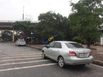 Bán xe Toyota Vios đời 2008, màu bạc