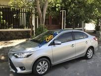 Bán Toyota Vios E đời 2015, màu bạc như mới, giá 460tr