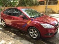 Bán Ford Focus 1.8L đời 2012, màu đỏ xe gia đình, 420tr
