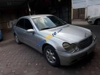 Bán xe Mercedes C200 đời 2009, màu bạc