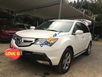 Cần bán lại xe Acura MDX sản xuất 2008, màu trắng, nhập khẩu, giá tốt