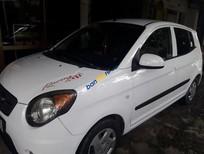 Xe Kia Morning sản xuất 2009, màu trắng, nhập khẩu nguyên chiếc