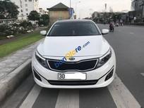 Bán Kia Optima năm 2015, màu trắng, xe nhập số tự động