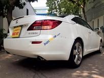 Cần bán lại xe Lexus IS 250C đời 2009, màu trắng, xe nhập