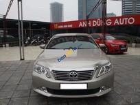 Cần bán Toyota Camry 2.5G sản xuất 2013, màu vàng số tự động, giá 850tr