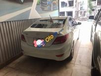 Bán xe Hyundai Accent AT năm 2016, màu trắng, nhập khẩu