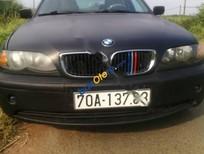 Bán BMW 3 Series 318i sản xuất 2002, màu đen