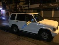 Xe Isuzu Trooper sản xuất 1997, màu trắng, giá chỉ 135 triệu