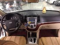 Bán Hyundai Santa Fe SLX năm 2008, màu trắng, nhập khẩu nguyên chiếc