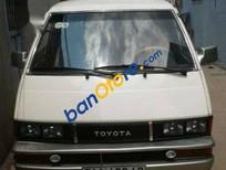 Bán ô tô Toyota Van sản xuất năm 1987, màu trắng, giá tốt