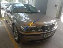 Bán BMW 3 Series 325i đời 2003, biển 4 số, xe không đâm đụng, ngập nước