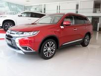 Cần bán xe Mitsubishi Outlander 2017, màu đỏ, nhập khẩu, giá cực mềm với chiếc xe nhập