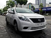 Cần bán lại xe Nissan Sunny 2014, màu trắng, giá chỉ 345 triệu