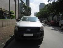 Bán xe Ford Ranger 4x4MT 2014, màu bạc, nhập khẩu, 439 triệu