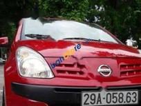 Bán Nissan Pixo đời 2011, màu đỏ, nhập khẩu nguyên chiếc