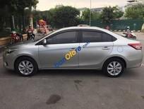 Cần bán Toyota Vios G đời 2014, màu bạc chính chủ, giá tốt
