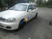 Bán Daewoo Aranos đời 2002, màu trắng, giá 108tr