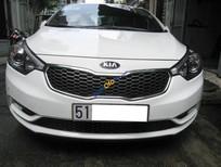 Bán xe Kia K3 AT đời 2015, màu trắng chính chủ, 525 triệu