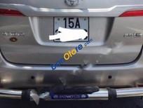 Bán xe Toyota Innova 2.0E đời 2014, màu bạc