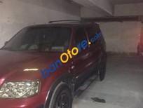 Cần bán gấp Ford Escape năm 2005, màu đỏ chính chủ