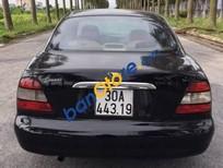 Bán Daewoo Leganza đời 2000, màu đen, giá chỉ 96 triệu