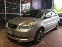 Cần bán lại xe Toyota Vios G đời 2005, màu bạc, giá tốt