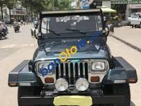 Bán xe Jeep Wrangler đời 1995, xe nhập số sàn giá cạnh tranh