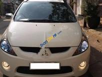Cần bán lại xe Mitsubishi Grandis 2.4 AT đời 2009, màu trắng số tự động
