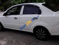 Bán xe Daewoo Gentra năm 2008, màu trắng, giá tốt