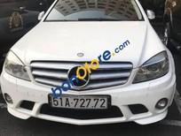 Chính chủ bán Mercedes C200 đời 2007, màu trắng