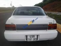 Bán gấp Toyota Corolla 1.3 đời 1993, màu trắng, xe nhập